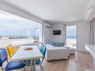 Socrate, apartment with view in the centre of Donnalucata