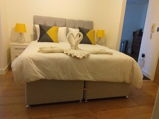 Comfortable Modern 1 bedroom Apartment in Sheffield -Convenient Location