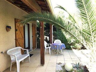 LS131A : Villa 3 pièces 4 couchages GRUISSAN