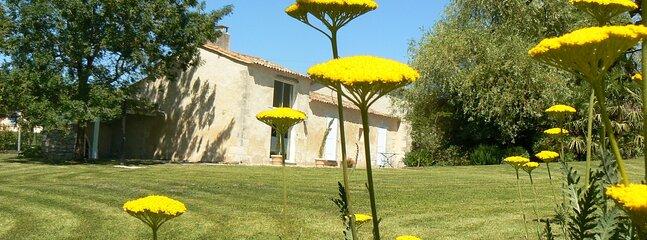 La location de vacances de Genevieve des vignes en Périgord,Dordogne,Aquitaine.