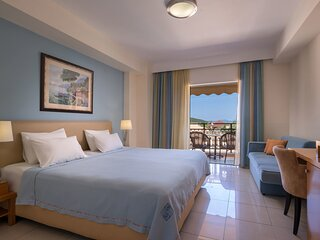Syvota Luxury Retreat - Seaside Amazing Triple Suite