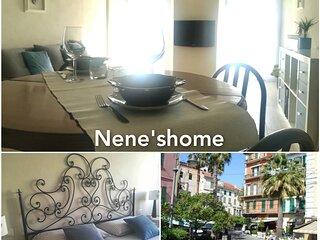 Nene's home Sanremo