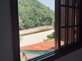 Relaxing Beach House in Prainha do Engenho - SAO009-AC