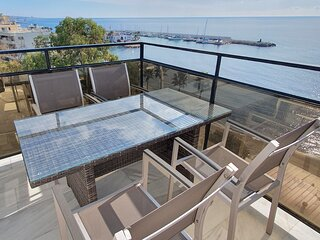 2 Bedroom Duplex with Sea View
