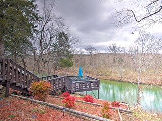 NEW! 'River Owl' Townhome on South Fork River!