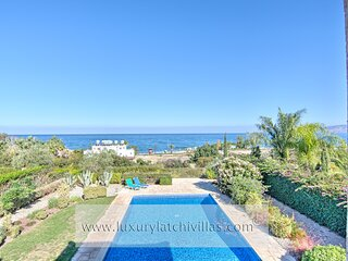 Latchi Beach View Villa