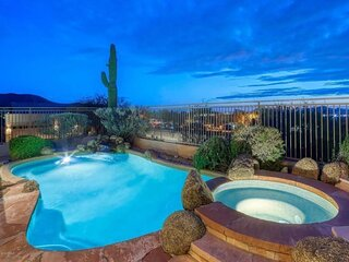 Luxury Home with Views in Mcdowell Mountain Ranch