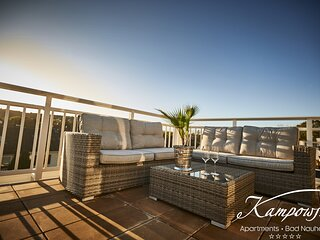 Kampowski Penthouse Suite  - Wohnen uber den Dachern Bad Nauheims