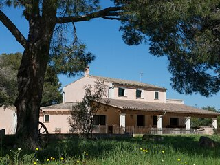 Finca Son Felip, aire acondicionado, wifi, piscina, barbacoa, parking, cerca de