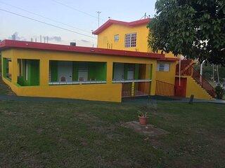 Studio 3 Casa Del Parque Guesthouse