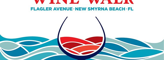 Fun Wine Walk hosted by local merchants of NSB on Flagler Avenue. An opportunity to make new friends