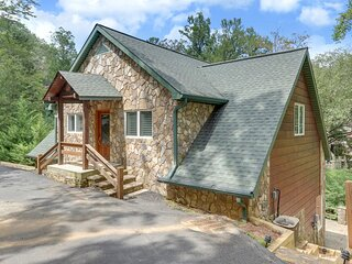 Toccoa River Cottage
