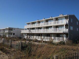 Three Level Ocean Front Unit in popular Dewey Beach!