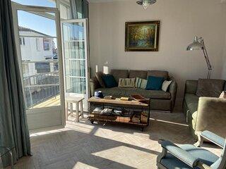 Appartement lumineux et spacieux pour vos vacances