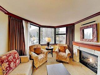 Squaw Creek Ski-In, Ski-Out Condo   Kitchenette & Fireplace   Pool & Hot Tub