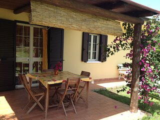 Villa Mimosa, Papavero apt with pool quiet area near sea Tropea  Capo Vaticano