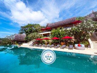 35% OFF | Baan Jakawan Chaweng Lavish Villa w/ 39m Infinity Pool