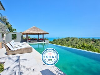 40% OFF Villa Kohia Serene Hillside Getaway w/ Infinity Pool
