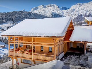 Chalet Belle Cour - OVO Network