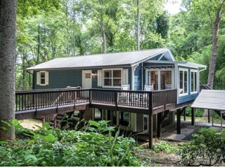 Hoopers Creek Cottage
