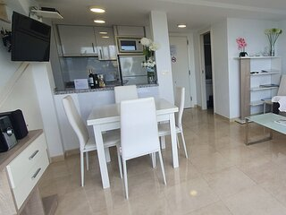 Duplex 2 Bedroom Apartment with Sea Views in Skol Marbella