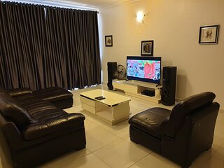 BridgeCloud Serviced Apartments Lekki