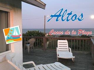 Casas de la Playa Altos Spectacular Ocean View!