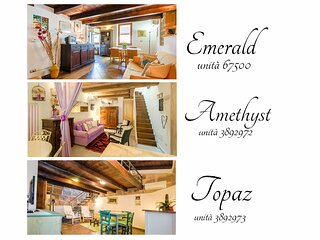 Great location in ALGHERO OLD TOWN! Attic TOPAZ, steps to sea, 3 min. to beach!