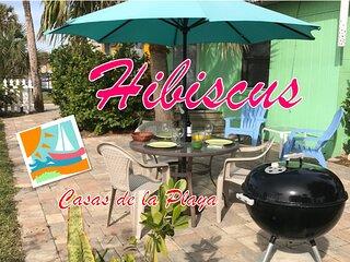 Hibiscus at Casas de la Playa Central