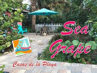 Sea Grape at Casas de la Playa Central - Downtown!
