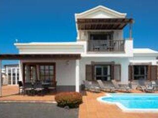 Villa Keur Teranga, alquiler de vacaciones en Yaiza