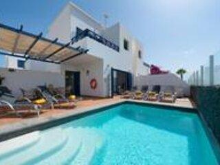 Casa Cortine, location de vacances à Yaiza