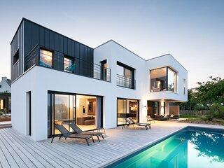 La Maison CAST INN - Villa en bord de mer