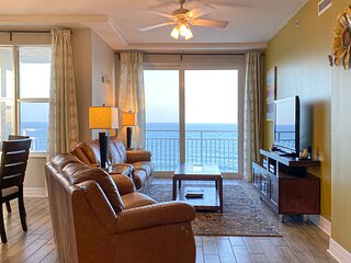 Daytona Beach Luxe Oceanfront 3 beds 3 baths