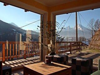 Jo's Nest - Berchtesgaden - 5 Sterne nach DTV Klassifizierung