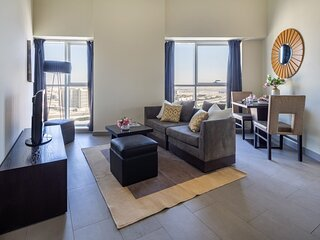 Luxurious 2BR in Sports City with Great Amenities!