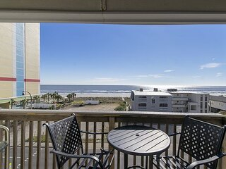 Unobstructed Views, Newly Updated Kitchen! Short Walk To The Beach!