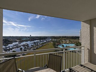 1BR Beautifully Decorated Condo With Balcony In The Desirable Barefoot Resort