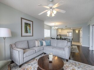 Recently Remodeled With New Furniture and Flooring. Spacious and Comfy!
