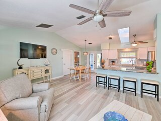 NEW! Family Fun - Port Charlotte Beach Bungalow!