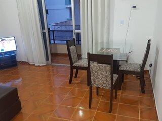 Apartamento 2 Quartos a 100 m da Prainha