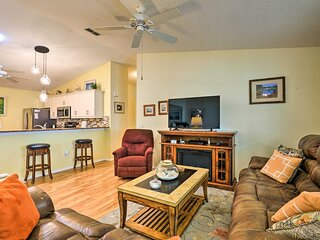 Updated Home w/ Yard in The Villages Community!