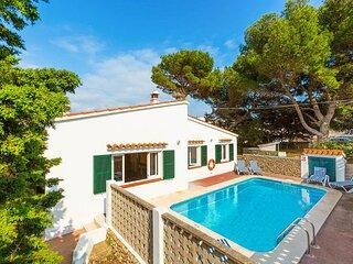Villa Trepuco Uno: Large Private Pool, Walk to Beach, A/C, WiFi
