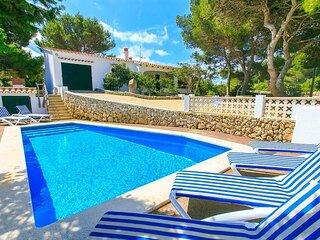 Villa Trepuco Dos: Large Private Pool, Walk to Beach, A/C, WiFi