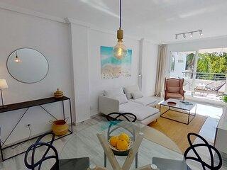 El Lago: Superb 2 bedrooms apartment in Los Arqueros