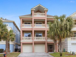 Beautiful home, private pool in seaside community of Singleton by the Beach-HHI