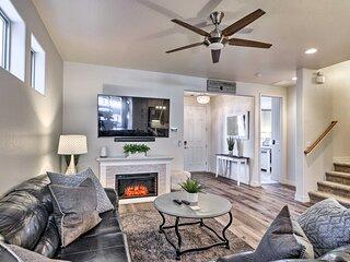 NEW! Modern Flagstaff Home < 4 Mi to NAU & Dtwn!