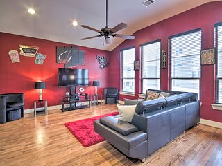 NEW! East Dtwn Townhome > 5 Mi to Main Attractions