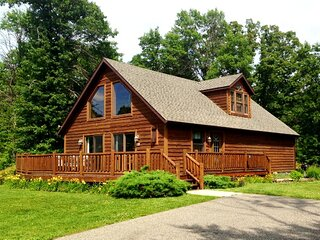 American Great Outdoors at Spring Brook Resort | Great 5BR Home on Golf Course