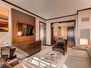 City Center! | Lux 1 BR Suite at Vdara